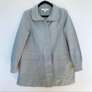 Liz Claiborne Jacket with back closure detail